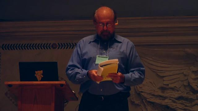 "Horizons 2011: Jim Fadiman, Ph.D - ""New Frontiers In Psychedelic Research: Letting go of the medical model"""