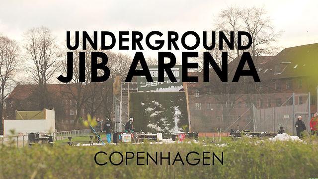 BLOG #1// Jib Arena w Kopenhadze
