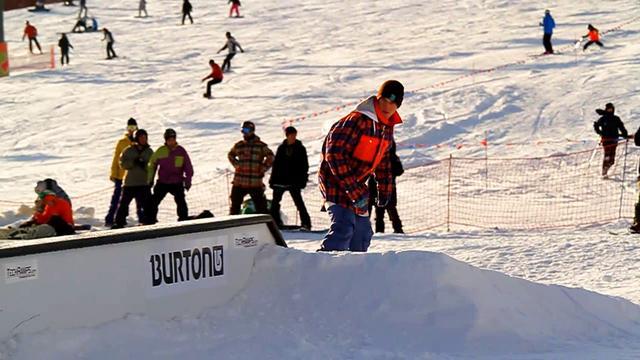Tomek,Kuba Wolak&Maciej Bukowiec-The World Snowboard Day in Białka Tatrzanska