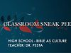 FPE Sneak Peek - High School - Bible As Culture