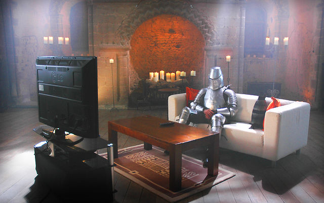 Commercial - Anglian Home Improvements 'Knight'
