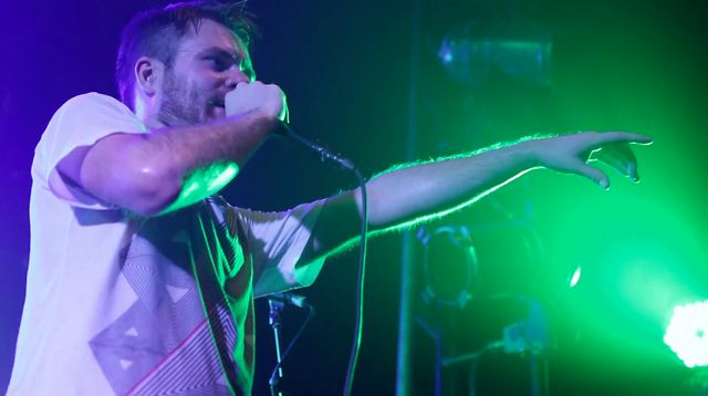 ENTER SHIKARI - SORRY YOU'RE NOT A WINNER [LIVE @ CAMDEN ELECTRIC BALLROOM] HD