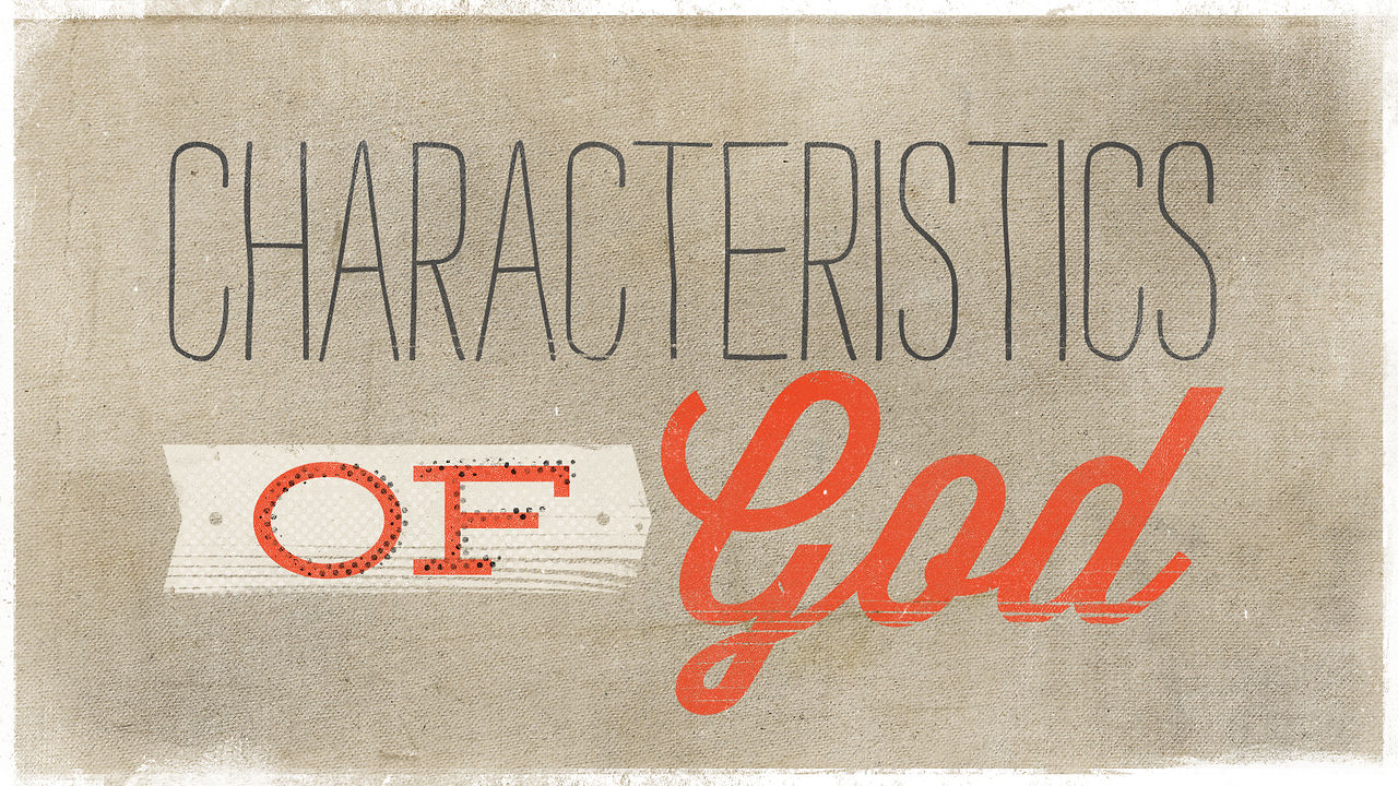 nature and character of god Who is god - his nature we know certain things to be true of god for one reason: in his mercy he has condescended to reveal some of his  who is god - his character.