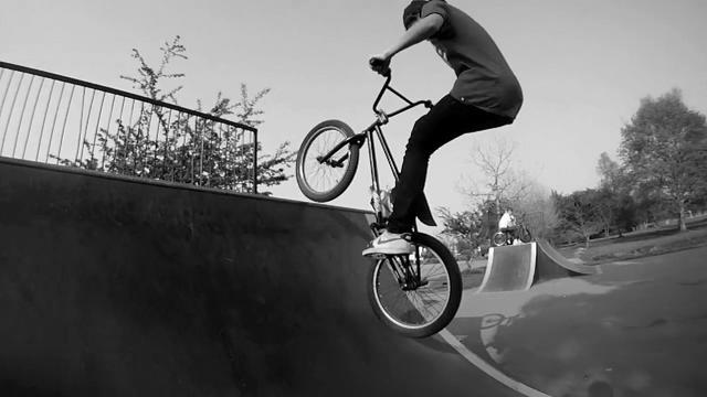 BMX GoPro