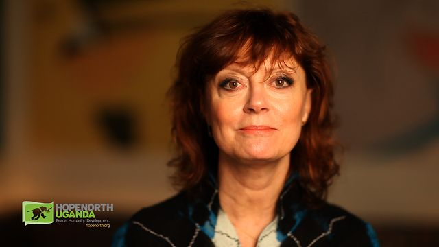 Susan Sarandon | Hope North - Do Something