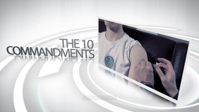 The 10 Commandments of Travel