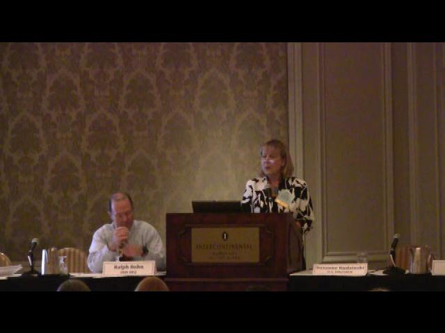 2011 Solid Waste Managers Conference: EPA's Sustainable Materials Management Strategy