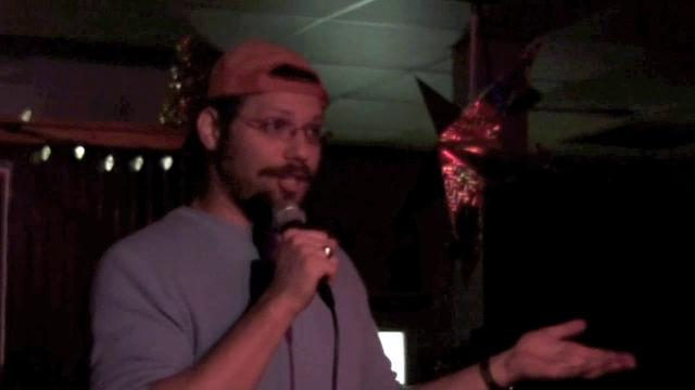 Part 4/8 - Cafe Diem Comedy Night - Dec. 19, 2011 - Richmond, Virginia