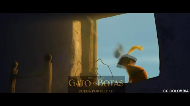 Cinemania - El Gato con Botas