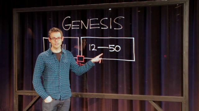Bible in Five: Genesis 1-12 | Blackhawk Church