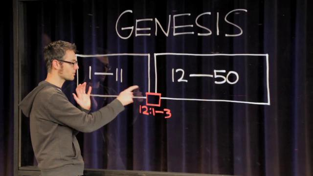 Bible in Five: Genesis 12-50 | Blackhawk Church