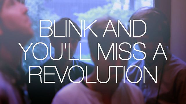 Cut Copy - Blink And You'll Miss A Revolution