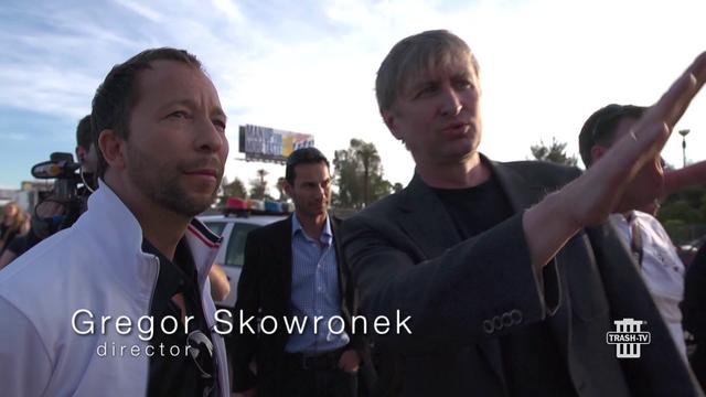 DJ Bobo in Las Vegas | making a 3D musicvideo