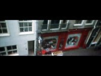 LomoKino - Looking from LGS Amsterdam into Wolvenstraat while people are moving in (00:30)