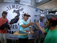 TEMUCO LONGBOARD SCHOOL 2011