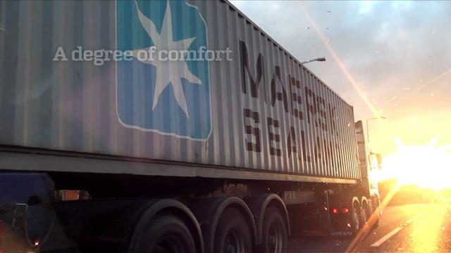 Daily Maersk: Arriving on time