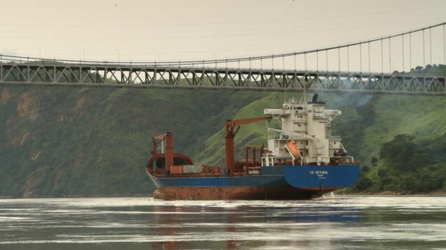Opening the Waterways: A story of Maersk in DR Congo