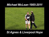 Liverpool & Belfast Play for Michael
