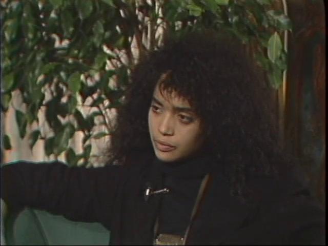 Lisa Bonet Angel Heart