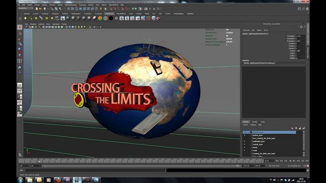 Crossing the Limits - Preproduction Update 2 - 31.12.11