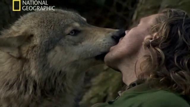 Documental: Viviendo con Lobos