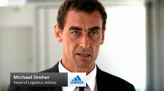 Adidas about the shipping industry
