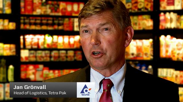 Tetra Pak about the shipping industry