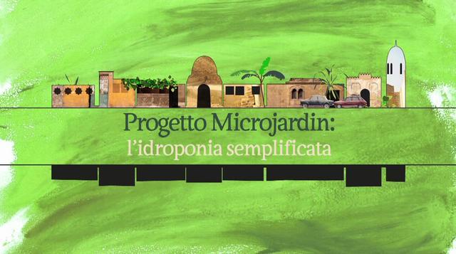 Dentro La Cittã Dei Morti - Progetto Microjardin
