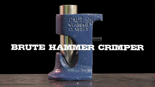 Brute Hammer Crimper