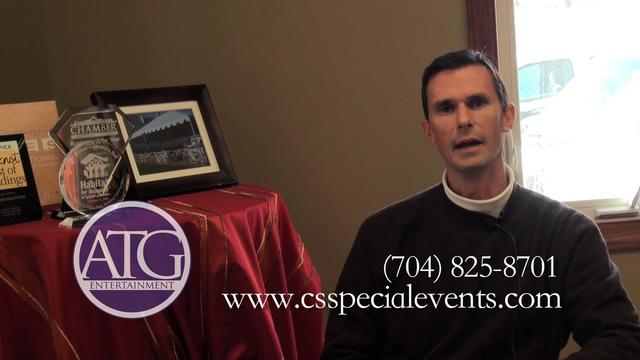 Creative Solutions Special Events refers ATG