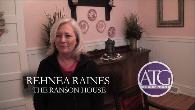 Rehnea Raines from The Ranson House refers ATG