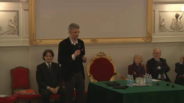 Il primo senato italiano rivive a palazzo madama on vimeo for Il senato italiano