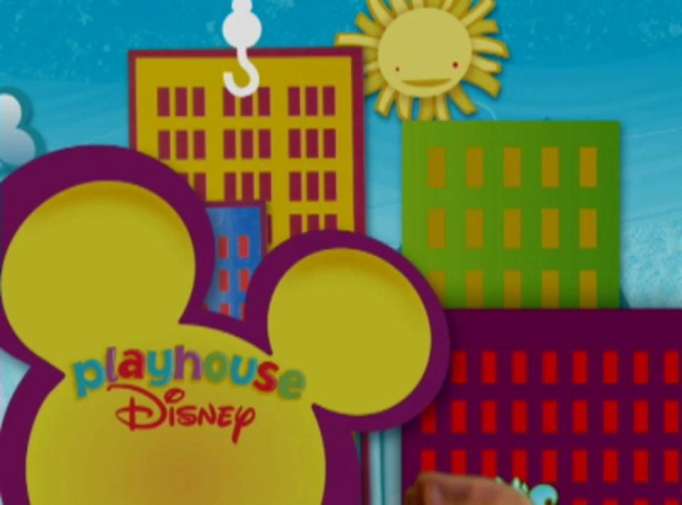 Playhouse Disney How Many Have You Watched