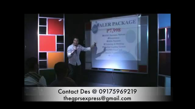 GPRS Express Presentation Part 2