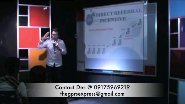 GPRS Express Presentation Part 3