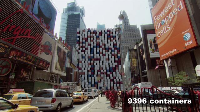 Triple-E: 18,000 containers: Enough to fill Times Square