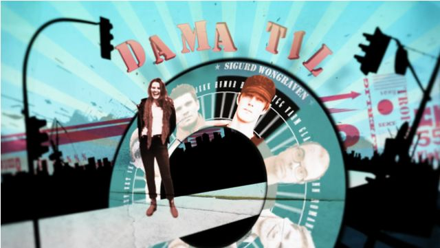 """Dama Til"" Opening sequence"