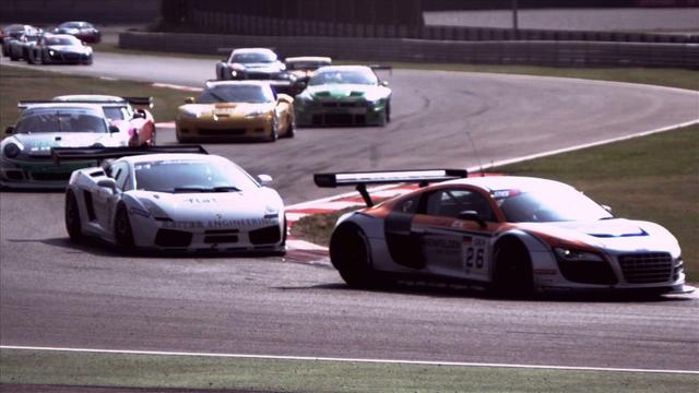 FIA GT3 VIDEO BATTLE