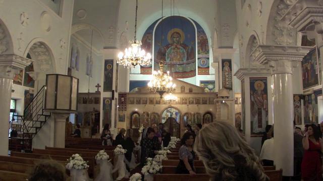 arab wedding churches