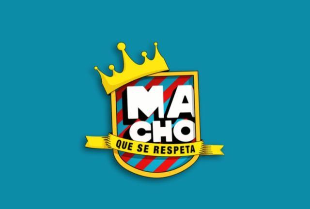 Logo: Macho Que Se Respeta