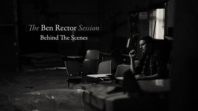 SerialBox Presents: BEN RECTOR BTS