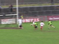 Goal! Tyrone Dream Debut for Ronie O'Neill