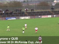 Goal! Queens v Tyrone
