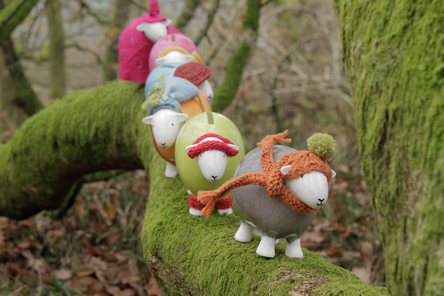 herdy heads for the hills