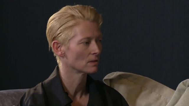 A Conversation with Tilda Swinton