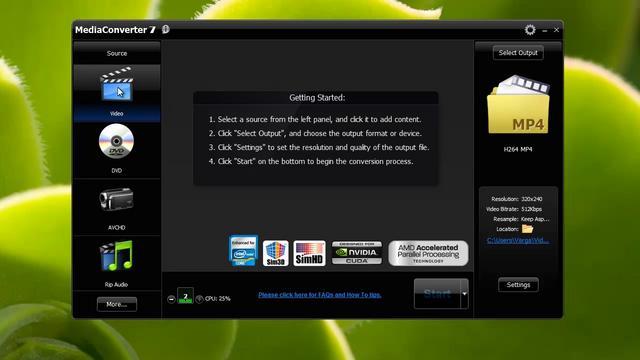 Arcsoft Mediaconverter 7.5