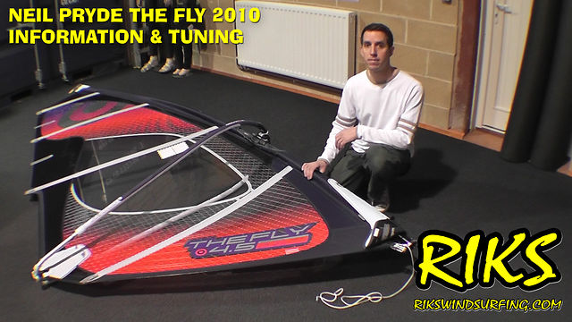 Neil Pryde Sails - The Fly 2010 - Information & Tuning