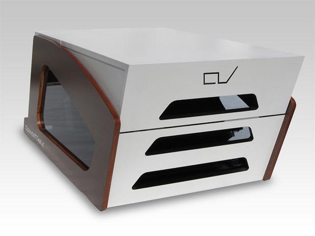 RACE-STAR CONVERTTABLE car simulator luxury design furniture