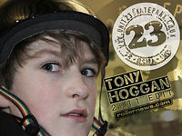 Tony Hoggan (11) 2011 profile edit had an amazing year in 2011, got my dream sponsor from unit23 skatepark, travelled all over the uk for compititions, qualified for Slamm Jamm 13 new blood final, got my edit posted on the Razors UK website and met some great friends and skated with some of the worlds best bladers, hopefully this year can be even better, big thanks to chick mailey and the unit23 family for all there support. BRING ON 2012!!!!