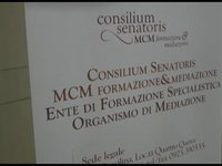 """Appalti pubblici: Giornata di studio della """"Consilium Senatoris"""""""